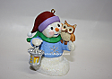 Hallmark 2005 Snow Buddies Ornament 8th in the series QX2245 Box Bent