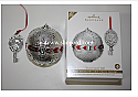 Hallmark 2011 Secret Santa Ball Ornament QXG4749