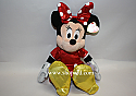 "Ty Minnie Mouse 13"" Medium Plush with Sparkle Red 90159"