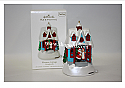 Hallmark 2010 Kissmas Cottage Kringleville Ornament 1st in the Series QX8633