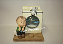 Hallmark Peanuts Linus and Blanket The Best Things in Life Water Globe Figurine PAJ4642