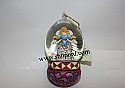 Jim Shore Angel Waterball Hanging Ornament 4023480