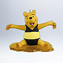 Hallmark 2012 Everything Is Honey Ornament Winnie the Pooh Collection  QXD1651