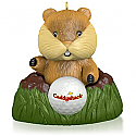 Hallmark 2015 Go Gopher Go Caddyshack Ornament QXI2137
