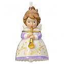 Hallmark 2016 Heavenly Belles Ornament 4th and Final In The Series QX9041