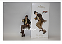 Hallmark 2011 Indy in Action Ornament Indiana Jones Raiders of the Lost Ark QXI2059