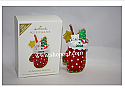 Hallmark 2008 A Christmas Surprise Ornament VIP Gift AD4300