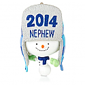 Hallmark 2014 One Awesome Nephew Ornament QGO1393