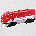 Hallmark 2018 Keepsake 2245P Texas Special Locomotive Ornament QX9326