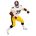 Hallmark 2015 Joe Greene Mean Joe Pittsburgh Steelers Football Ornament QXI2699