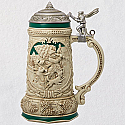 Hallmark 2018 Keepsake Beer Stein Ornament QGO2136