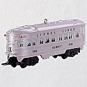 "Hallmark 2018 Keepsake LIONEL 2436 ""Summit"" Observation Car Ornament QXI3193"