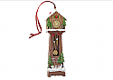 Hallmark 2014 Santa's Grandfather Clock Keepsake Ornament Club (KOC) QXC5077