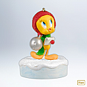 Hallmark 2012 Seasons Tweetings Ornament Tweety Looney Tunes QXI2811