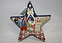 Jim Shore Nativity Star Hanging Ornament 4010627