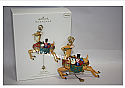 Hallmark 2007 Reindeer Yuletide Treasures Ornament 2nd in the series QX7277