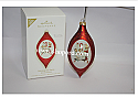 Hallmark 2008 Waiting for Santa Norman Rockwell Ornament Limited Quantity QXE9091