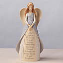 Enesco Foundations Serenity Angel 4014055