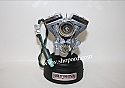 Hallmark 2000 Big Twin Evolution Engine Ornament Harley Davidson Motorcycles QXI7571