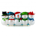 Hallmark Christmas Concert Snowmen Section 2 XKT1410