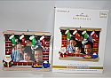 Hallmark 2011 A Year to Remember Ornament Photo holder and records QXG3169