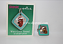 Hallmark 2004 Who Goes There Scooby Doo Miniature Ornament QXM5094