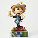 Jim Shore Country Life Disney Minnie Mouse Figurine 4049636
