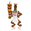 Hallmark 2015 Scooby Doo Best Chef Ornament QXI2199