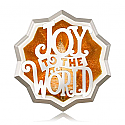 Hallmark 2014 Joy Shines Bright Ornament QGO1603