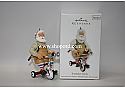 Hallmark 2011 Toymaker Santa Ornament 12th In the Toymaker Santa Series QX8757