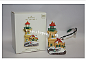 Hallmark 2007 Lighthouse Greetings 11th in the series Magic Ornament QX7047