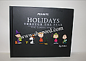 Hallmark Peanuts Holidays Through The Year Five Classic Stories Hardcover Book BOK6201