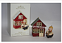 Hallmark 2007 Norway Joy to the World Collection Ornament set of 2 QSR8037