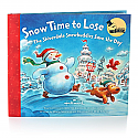 2013 Hallmark Snow Time to Lose Book LPR1661