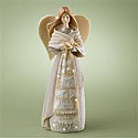 Enesco Foundations Pet Guardian Angel Figurine 4024906