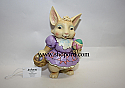 Jim Shore For Somebunny Sweet Pint Bunny with Egg and Basket Figurine 4037675