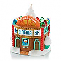 Hallmark 2013 Cinema Ornament 8th in the Noelville series QX9115