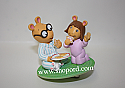 Hallmark 2002 Arthur And DW A Perfect Christmas Clip On QX8843