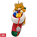 Hallmark 2017 Keepsake Cute Little Kitten Mini Ornament QXM8545