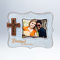 Hallmark 2012 Blessed by Each Other Ornament Photo Holder QXG4611