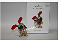 Hallmark 2011 Puppy Love Ornament 21st in the series QX8737