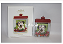 Hallmark 2009 Special Dog Photo Holder Ornament QXG6441