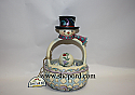 Jim Shore Winters A Ball Set of 6 - Snowman Basket with 5 Snowballs (Figurine) 4022935