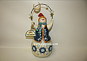Jim Shore Catch A Little Winter Magic Snowman With Moon And Stars Figurine 4047765