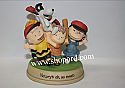 Hallmark The Peanuts Gang Victory Is Sweet Figurine PAJ4406