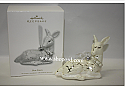Hallmark 2010 New Fawn Ornament QXG3543