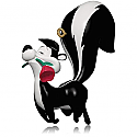 Hallmark 2014 Zee Season for Love Ornament Pepe Le Pew Looney Tunes QXI2426 Damaged Box