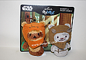 Hallmark itty bitty Star Wars Wicket & Chief Chirpa Plush Set of 2 KDD1030