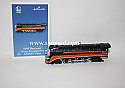 Hallmark 2003 Lionel Train 4449 Daylight Steam Locomotive Ornament 8th in the Lionel Trains Series QX8087