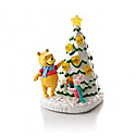Hallmark 2013 O Hunny Tree Ornament Winnie the Pooh (*Needs Magic Cord; sold separately) QXD6085
